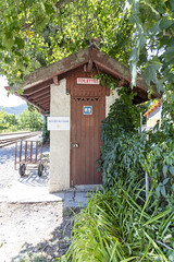 Toilettes de la gare de Saint-André-les-Alpes - Photo of Allons