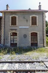 Gare de Allons-Argens - Photo of Annot