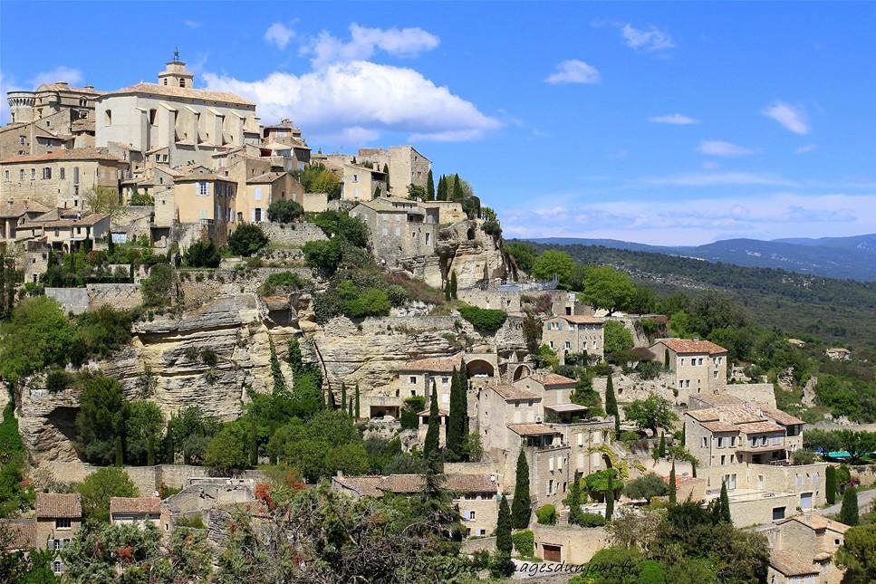 Gordes  Vaucluse