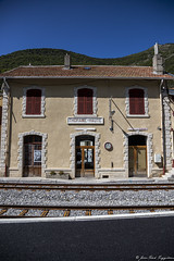 Gare de Thorame-Haute - Photo of Allons
