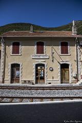 Gare de Thorame-Haute - Photo of Angles