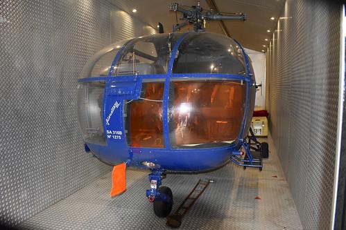 Aérospatiale SE.3160 Alouette III c/n 1275 Netherlands Air Force serial A-275