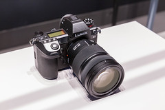Spiegellose Vollformatkamera Panasonic Lumix DC-S1