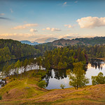 Tarn Hows Lake District by Eric Cheek