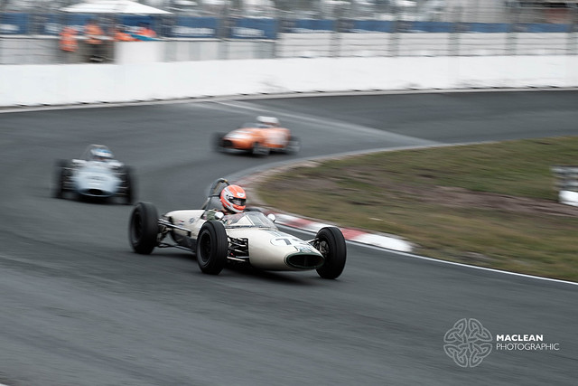 FIA Lurani Trophy - Race 1 - Zandvoort