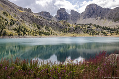 Lac d'Allos - Photo of Entraunes