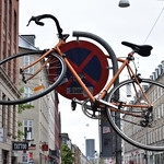 No Cycling by Dan Dearden