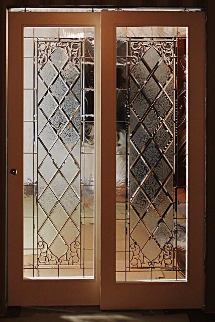 vitráže do dveří