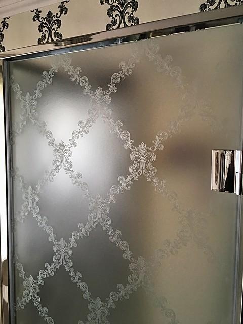 luxusní sprchový kout