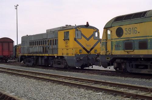 NMBS 7603 Voroux
