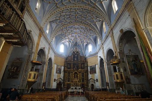 Tronchón church