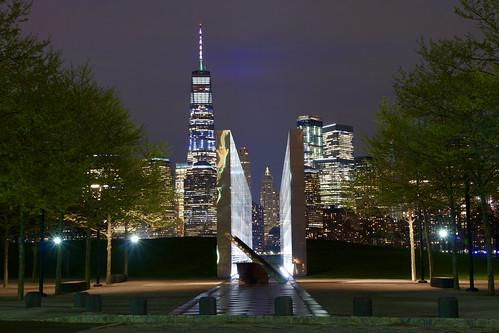 Empty Sky 9/11 Memorial (2019 series pt.4)