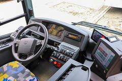AVL / Poste de conduite : Volvo 7700A II n°48