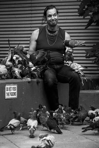 The Pigeonman From Hell