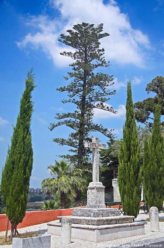 Cruzeiro da Igreja de Nossa Senhora da Encarnação - Lisboa - Portugal 🇵🇹