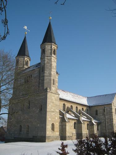 Sankt Gangolf zu Münchenlohra