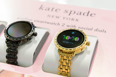 Kate Spade New York Smartwatch Scallop 2, powered with Wear OS by Google