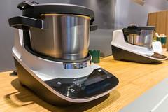 Multifunktionelle Küchenmaschine: Cookit von Bosch, mit Touchscreen, HomeConnect-Funktion und Sprachsteuerung