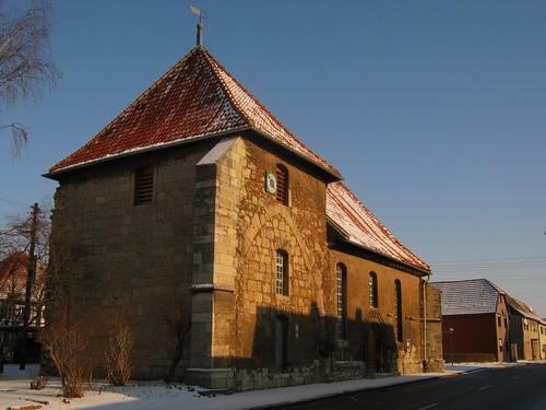 Elende bei Bleicherode: Rosenkapelle Sankt Marien