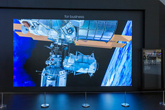 """Samsung-Display of the year: Ultra-großer Bildschirm """"The Wall for business"""", fast rahmenlos und mit modularem MicroLED Display"""