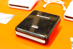 """Portable AGFA Photo printer """"Realipix Square P"""" with bluetooth connection for apple and android"""