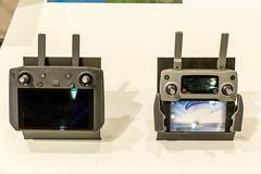 Drohnen-Fernsteuerung: DJI Smart Controller