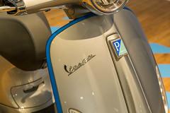 Elektroroller Vespa Elettrica von Piaggio