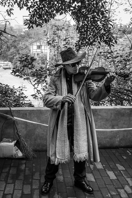 Photo:Let the music play By Go-tea 郭天