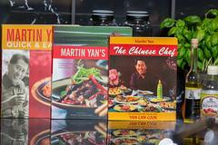 Chinesische Küche: Kochbücher des professionellen Fernsehkochs Martin Yan