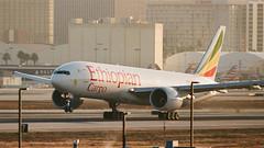 Ethiopian Cargo Boeing 777-F