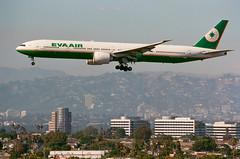 EVA Boeing 777