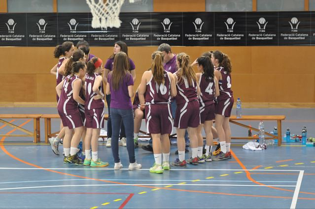 Final a 4 Infantil (La Selva-Mayo 2014)