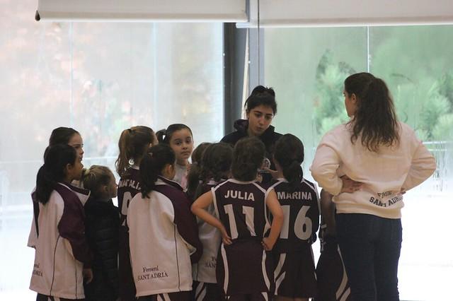 Premini Blanc vs Cabrils (Diciembre 2015)