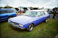 1972 Holden HQ Premier station wagon