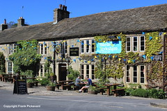 The Red Lion Hotel at Burnsall