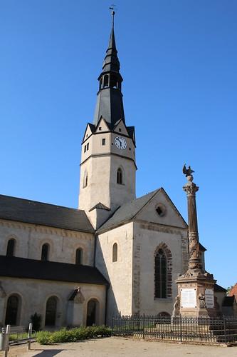 Sangerhausen: Evangelische Kirche St. Ulrici