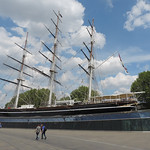 Cutty Sark by Elaine Robinson