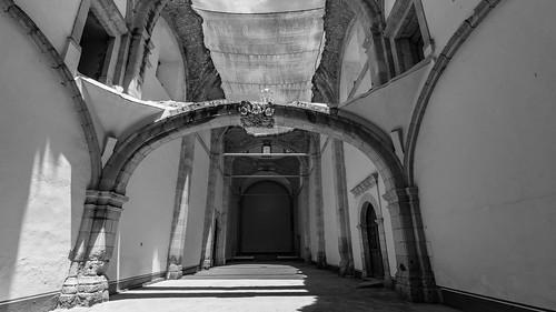 Zacatecas - Ruinas templo