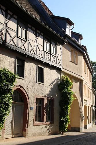 Sangerhausen: Reißner'sches Haus