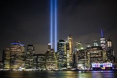September 11th Tribute in Light