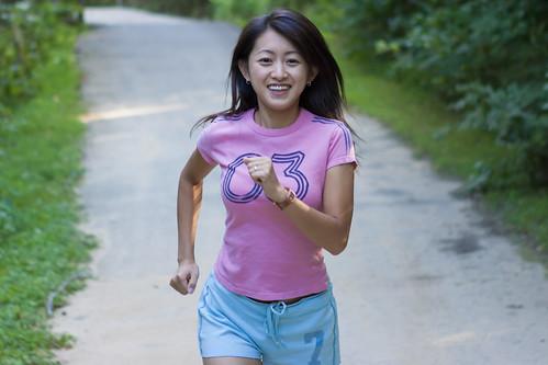 Running Mei