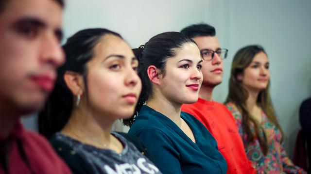 Encuentro de Becados Universitarios - Banco Galicia | SEP 2019