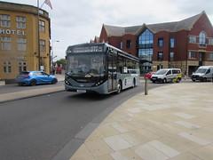 low floor buses