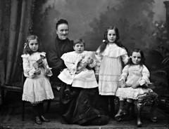 The Raftice Family of Mullinavat