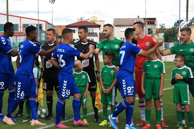 Muži: PŠC Pezinok - FK Senica (09/2019)