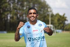 12-09-2019: Matheuzinho, atacante