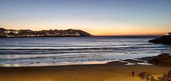 Praia do Orzán - A Coruña