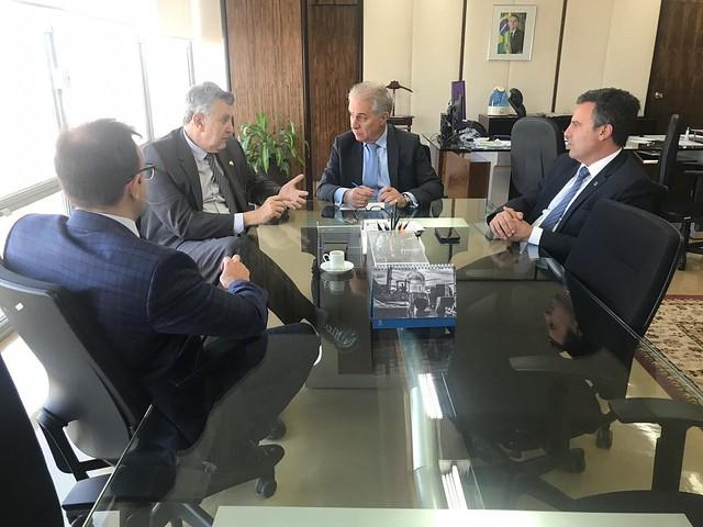 12/09/2019 Audiência Ministério da Agricultura sobre Bioma Pampa