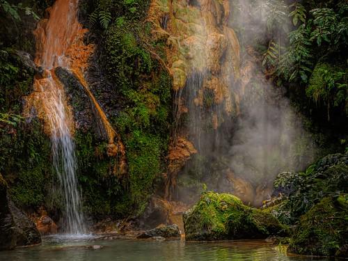 Centro de Interpretação Ambiental da Caldeira Velha, Sao Miguel, Azores