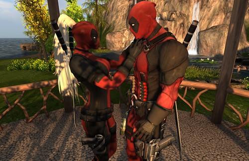 Deadpool Lovers